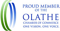 Olathe Chamber of Commerce logo