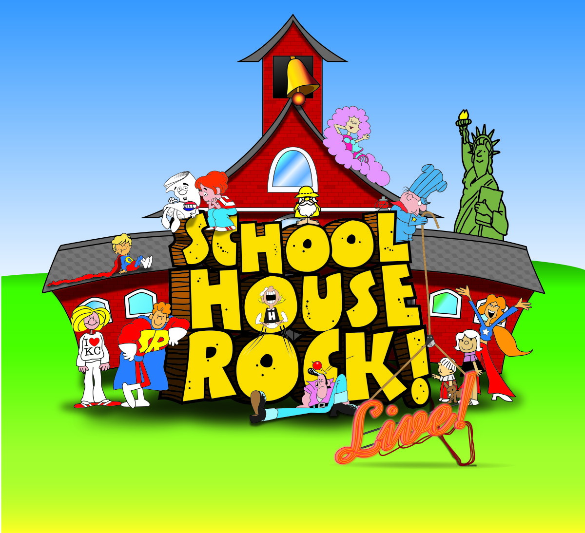 Schoolhouse rock 100 images hide and seek with bob for Schoolhouse music