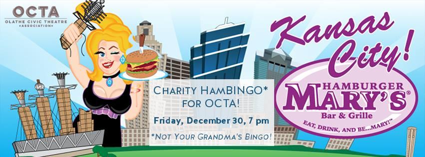 Charity HamBINGO for OCTA
