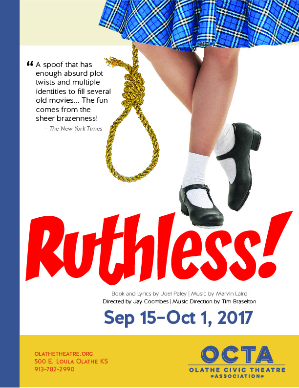 Ruthless! The Musical image