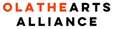 Olathe Arts Alliance logo
