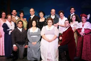 Photo of the cast of Sense and Sensibility